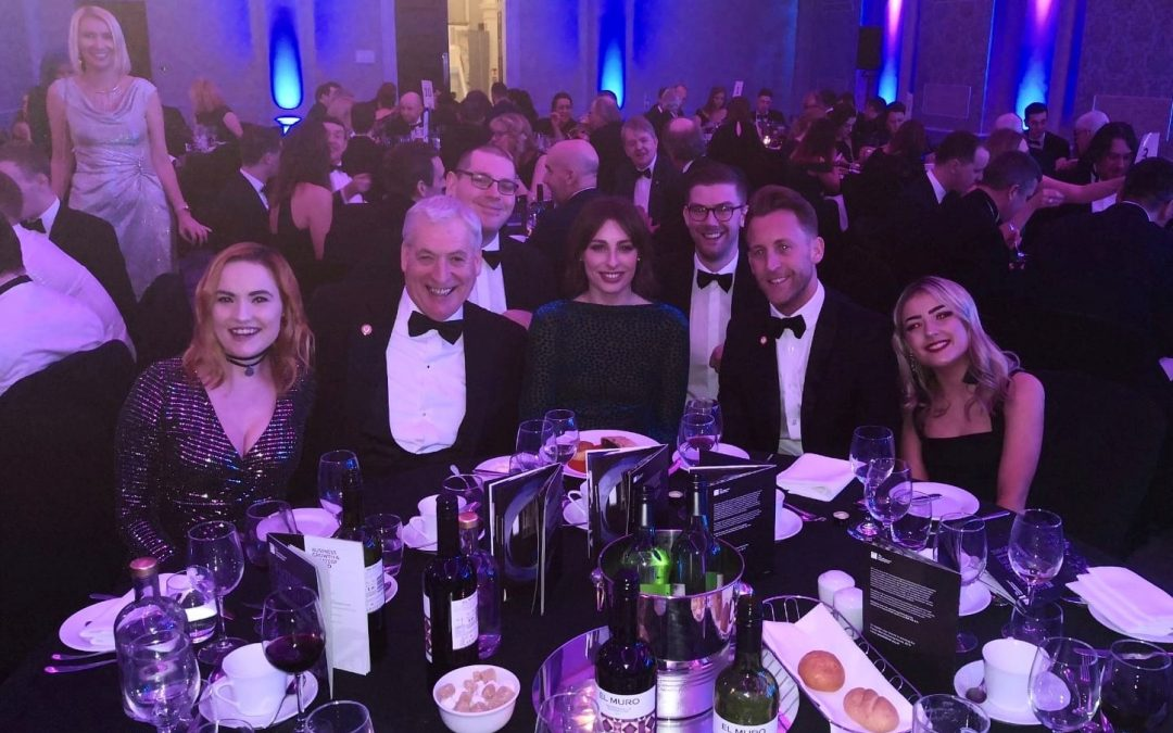 Paxman celebrate a double win at manufacturing national award ceremony